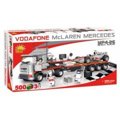 COB� MP4-26 CAR-TIR LEGO 500 PAR�A
