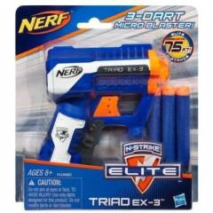 Nerf Elite N-strike Triad ex-3