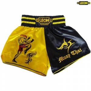 Leon Warrior Muay Thai Kick Boks �ortu XL Beden