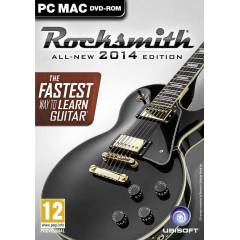 PC Rocksmith 2014 Edition + Real Tone Cable YEN�