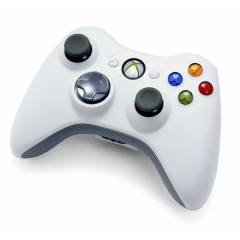XBOX 360 CONTROLLER WiRELESS CONTROLLER GAMEPAD