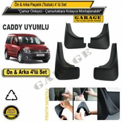 VW CADDY UYUMLU PA�ALIK SET� - �N & ARKA