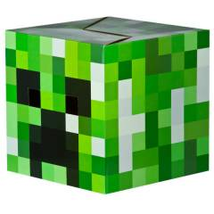 Minecraft Creeper Kafas� & Maske - Creeper Head & Mask