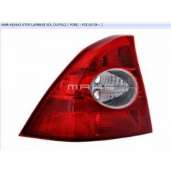 Stop Lamba Ford Focus Sedan 2005 Sonras� Sol