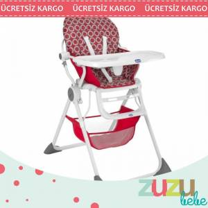 CH�CCO POCKET LUNCH MAMA SANDALYE RED WAVE