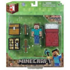 Minecraft Del�ks Fig�r Set