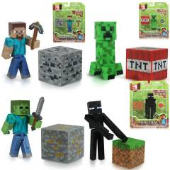 Minecraft Fig�r Paketi