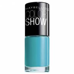 Maybelline Color Show Oje 651  Cool Blue 7Ml