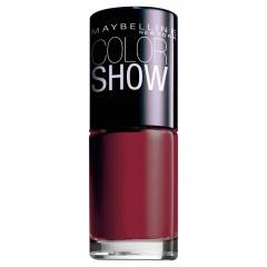 Maybelline Color Show Oje 352  Downtown Red 7Ml