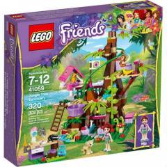 Lego friends 41059 Jungle Tree Sanctuary 320parç