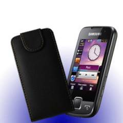 Samsung S5603 Flip Leather Preston Deri K�l�f