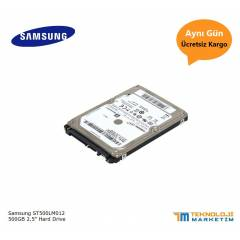 "Samsung 500 Gb Notebook Laptop Harddisk 2.5"" HDD"