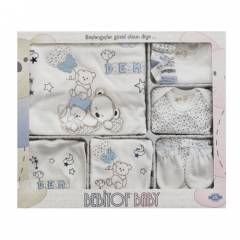 Bebitof 701 Dreams Baby Hastane ��k��� 10lu Set