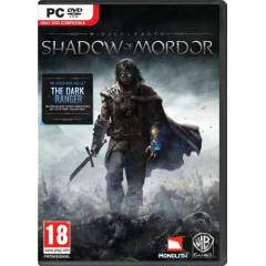 Middle Earth Shadow of Mordor PC CD L� KUTULU