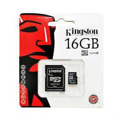 KINGSTON 16GB Micro Sd Class 10 Haf�za Kart� SDC