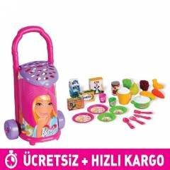 Dede 01508 Barbie Pazar Arabas�
