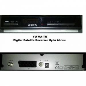 YUMATU Digital Satelite Receiver Uydu Al�c�s�