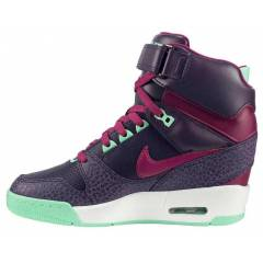 NIKE AIR REVOLUTION SKY HI PURPLE DYNASTY RASPB