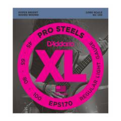 D'addario EPS170 Regular Super Gague Tak�m Tel