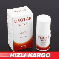 -Deotak Un�sex Active Deodorant Roll-On 35ml