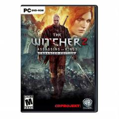 PC WITCHER 2 ASSASSINS OF KINGS EE STEAM CD KEY