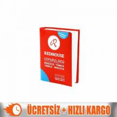 +Redhouse Rs-004 T�rk�e-�ngilizce Cep S�zl���