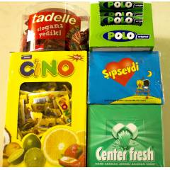 NOSTALJ�K PAKET C�NO ��PSEVD� CENTER FRESH