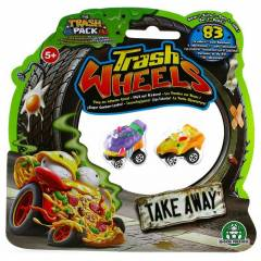 Trash Wheels ��ps Tekerler 2li Paket Take Away 2