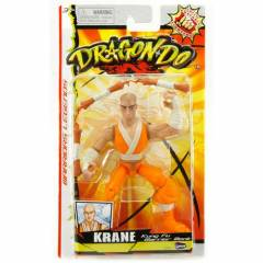 Dragon-Do Krane Kung Fu Ustas� 15 cm Fig�r