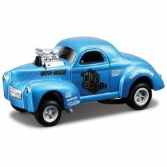 Maisto 1941 Willys Coupe Oyuncak Araba