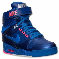 NIKE Wmns Air Revolution Sky Hi deep royal blue