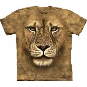 The Mountain 3D Tshirt  Lion Warrior