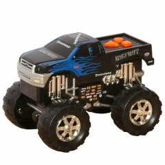 Road Rippers MonsterTruck 4x4 Sesli I��kl� Kamyo