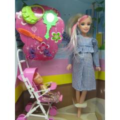 8 PAR�A HAM�LE   MODEL BEBEK SET� (STK3147)