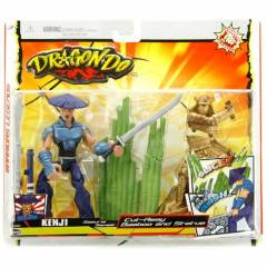 Dragon-Do Samurai Ustas� Antreman Seti 15 cm