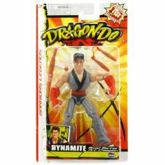 Dragon-Do Dynamite D�v�� �ampiyonu 15 cm Fig�r