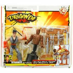 Dragon-Do Dynamite �ampiyon Antreman Seti 15 cm