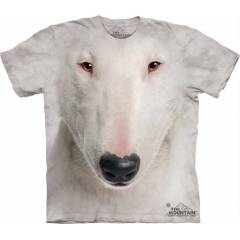 The Mountain 3D Ti��rt Bull Terrier Face