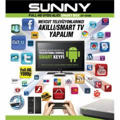 Sunny AT-15100 Android-SmartTV UsbMediaPlayer FU