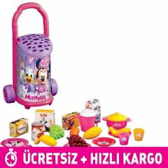 Dede 01977 Minnie Mouseli Pazar Arabas�