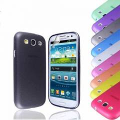Samsung Galaxy S3 K�l�f 0.2mm Ultra �nce �9300