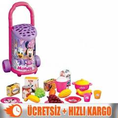 +Dede 01977 Minnie Mouseli Pazar Arabas�