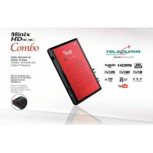Next Minix HD Combo Full HD Uydu Al�c�s Reciever