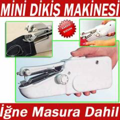 Portatif Mini Diki� Makinas� Makinesi Set