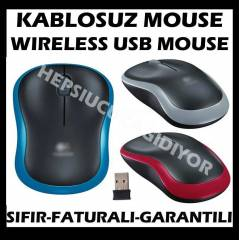 KABLOSUZ W�RELESS B�LG�SAYAR PC ���N USB MOUSE