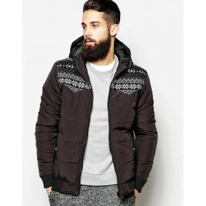 ASOS Mont Kaban-Quilted Jacket