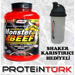 Amix Anabolic Monster Beef Protein 2200 Gr �ikol