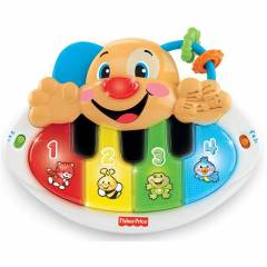 Fisher Price E�itici K�pekci�in Piyanosu