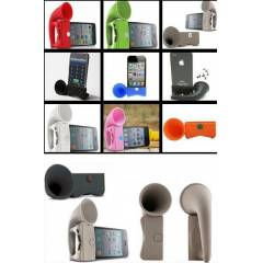 �phone 4 / 4s Ses Y�kseltici Anfi Horn Stand