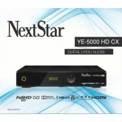 NextStar YE-5000 HD CX Full HD Uydu Al�c�